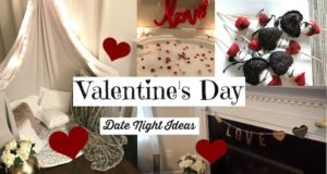 Valentine's Day Stay at Home ideas