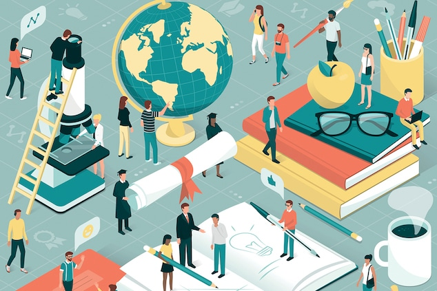 Why students do a phd?