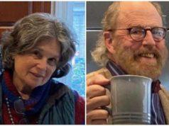 Carol Kiparsky and Ian Irwin