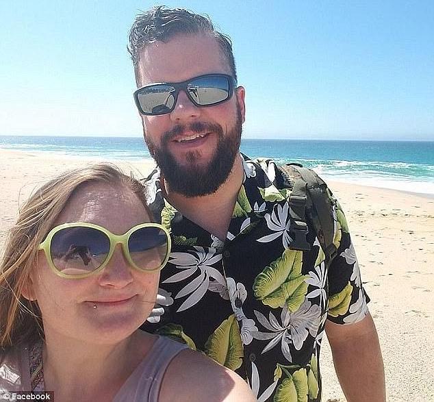 Amy Sue Brown and Brandon Fayard