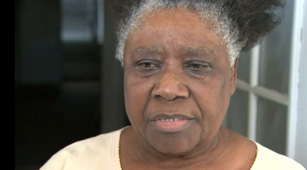 Jerrnia Horne grandmother