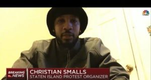 Christian Smalls Amazon