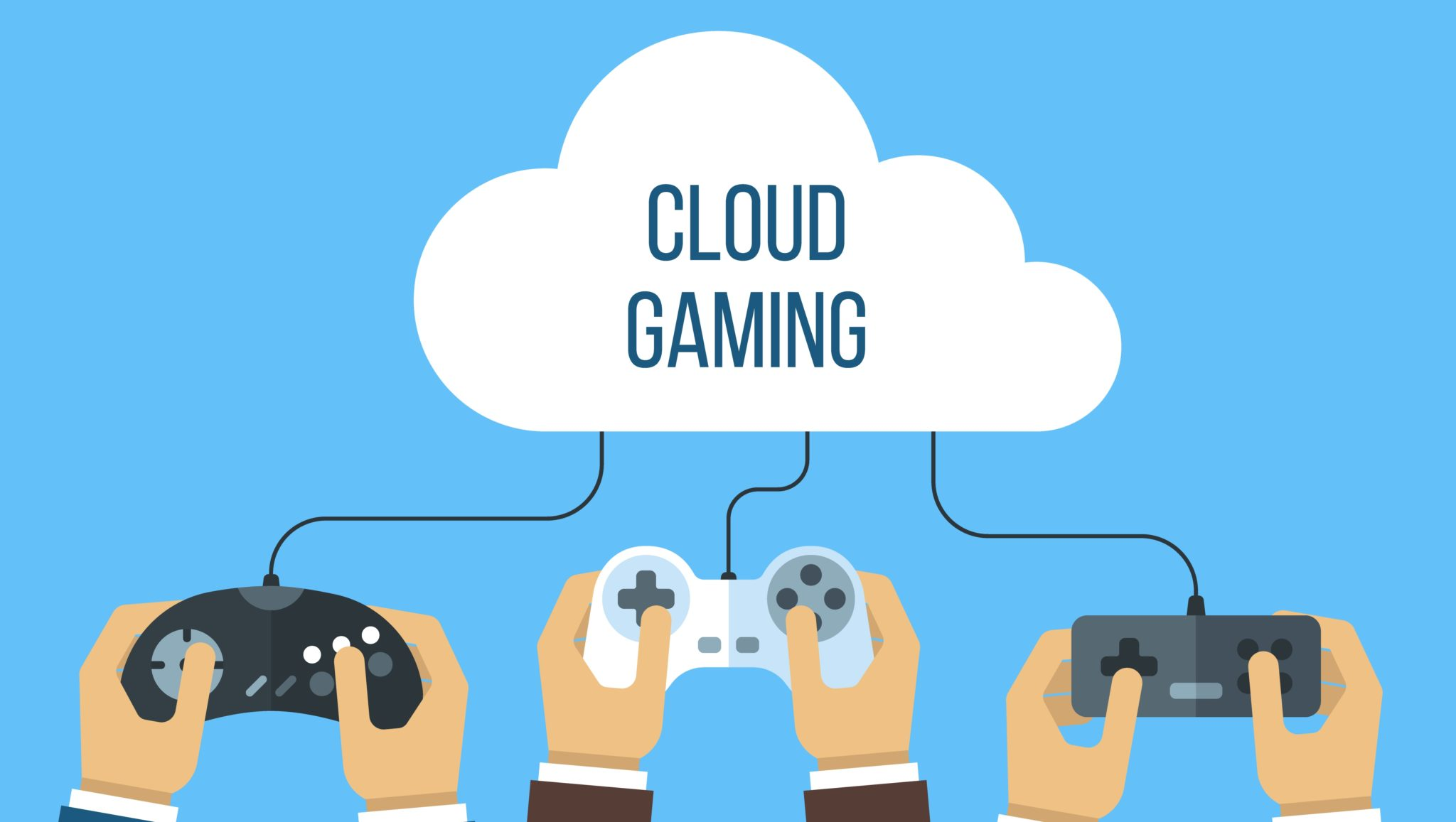 Cloud Gaming technology