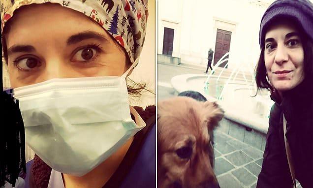 Daniela Trezzi Italian nurse suicide