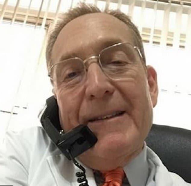 Dr. Arnold Weg coronavirus