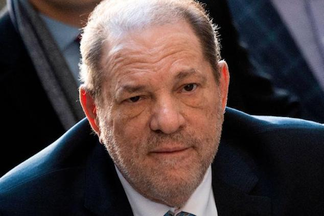 Harvey Weinstein coronavirus.
