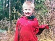 Jaxson Brown missing Ketchikan 5 year old boy.