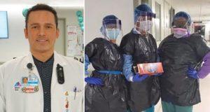 Kious Kelly coronavirus death: