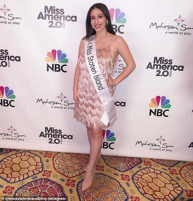 Madison L'Insalata Miss Staten Island