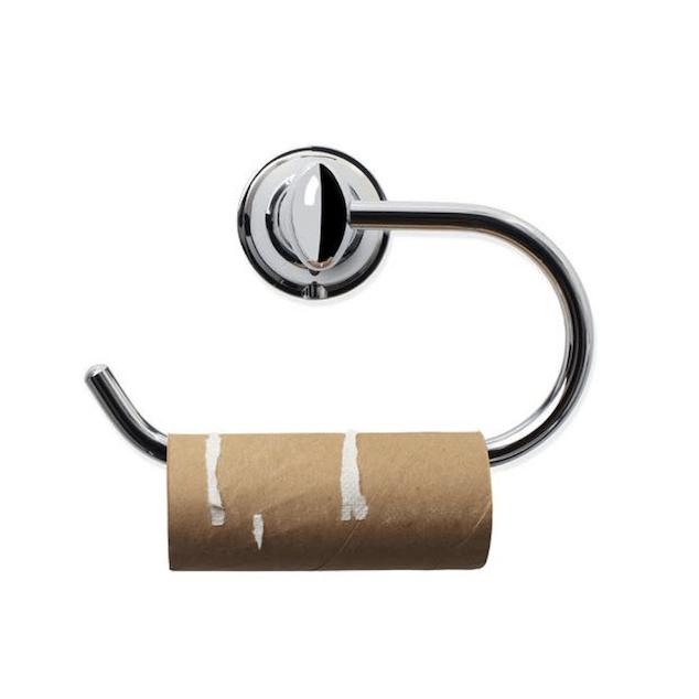 Newport Police Department Oregon toilet paper corona
