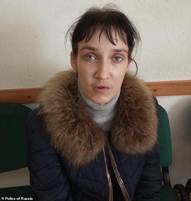 Svetlana Mirzoeva Russian mother