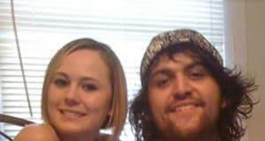Paige Johnson and Jacob Bumpass