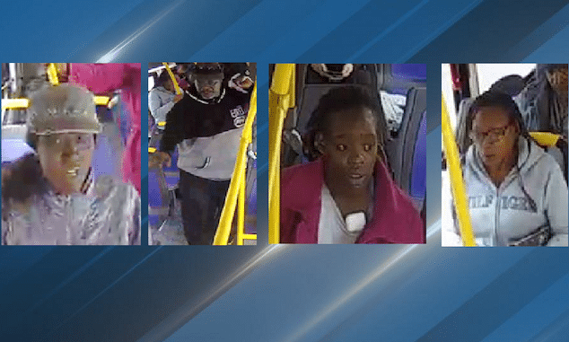 72 year old Baltimore bus passenger beaten on MTA bus