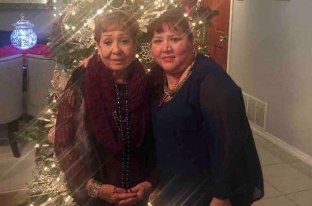 Carolina Tovar and Letty Ramirez