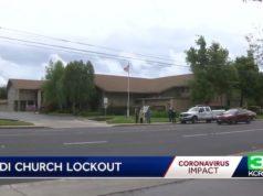 Lodi church locks changed by landlord