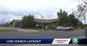 Lodi church locks changed by landlord