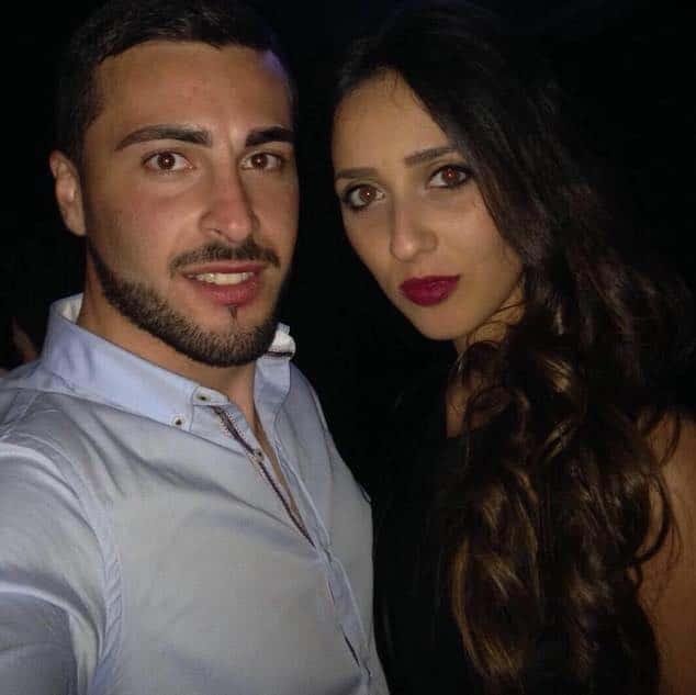 Antonio De Pace and Lorena Quaranta