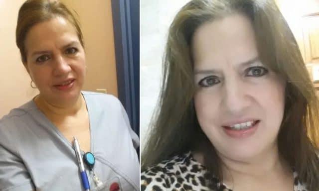 Martha Toscano NYC nurse