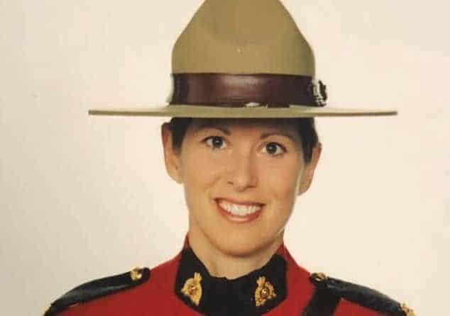 RCMP Constable Heidi Stevenson