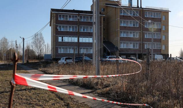 Russian man shoots 5 dead for taking too loud during coronavirus lockdown