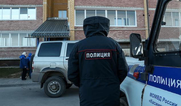 Ryazan shooting