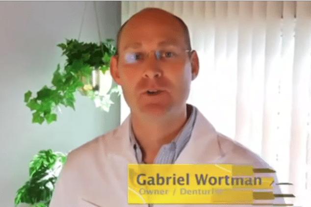 Gabriel Wortman Nova Scotia denturist and gunman