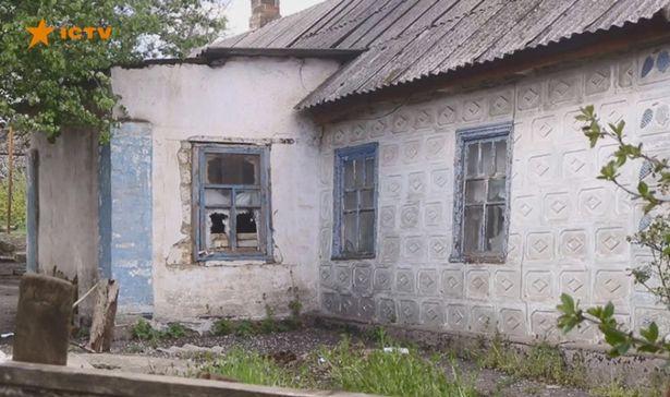 Ukrainian cannibal Oleksandr
