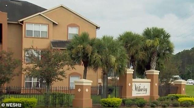 Willow Key Apartments Orlando abandoned babies