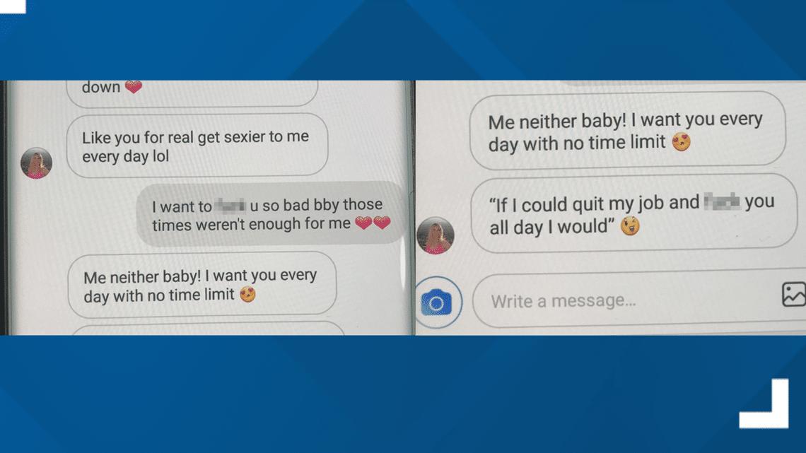 Brittany Zamora texts