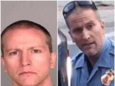 Derek Chauvin mugshot and bail