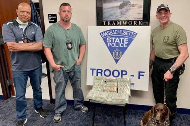 Man caught with $138K at Logan Airport