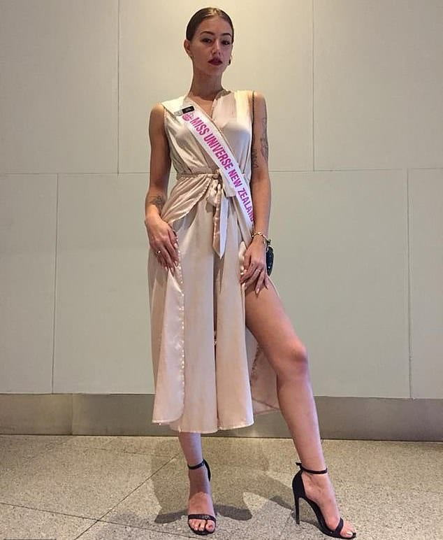 Miss Universe New Zealand finalist kills self