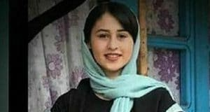 Romina Ashrafi Iranian girl, 13, beheaded.