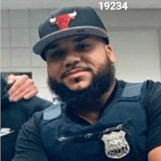 Officer Francisco Garcia