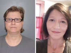 Michelle Lee Boat and Tracy Mondabough
