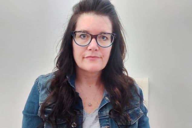 Tracy Schofield Cambridge nurse