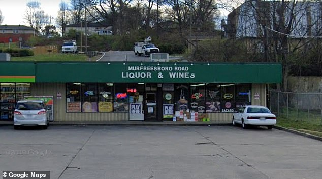 88 year old Nashville liquor store owner