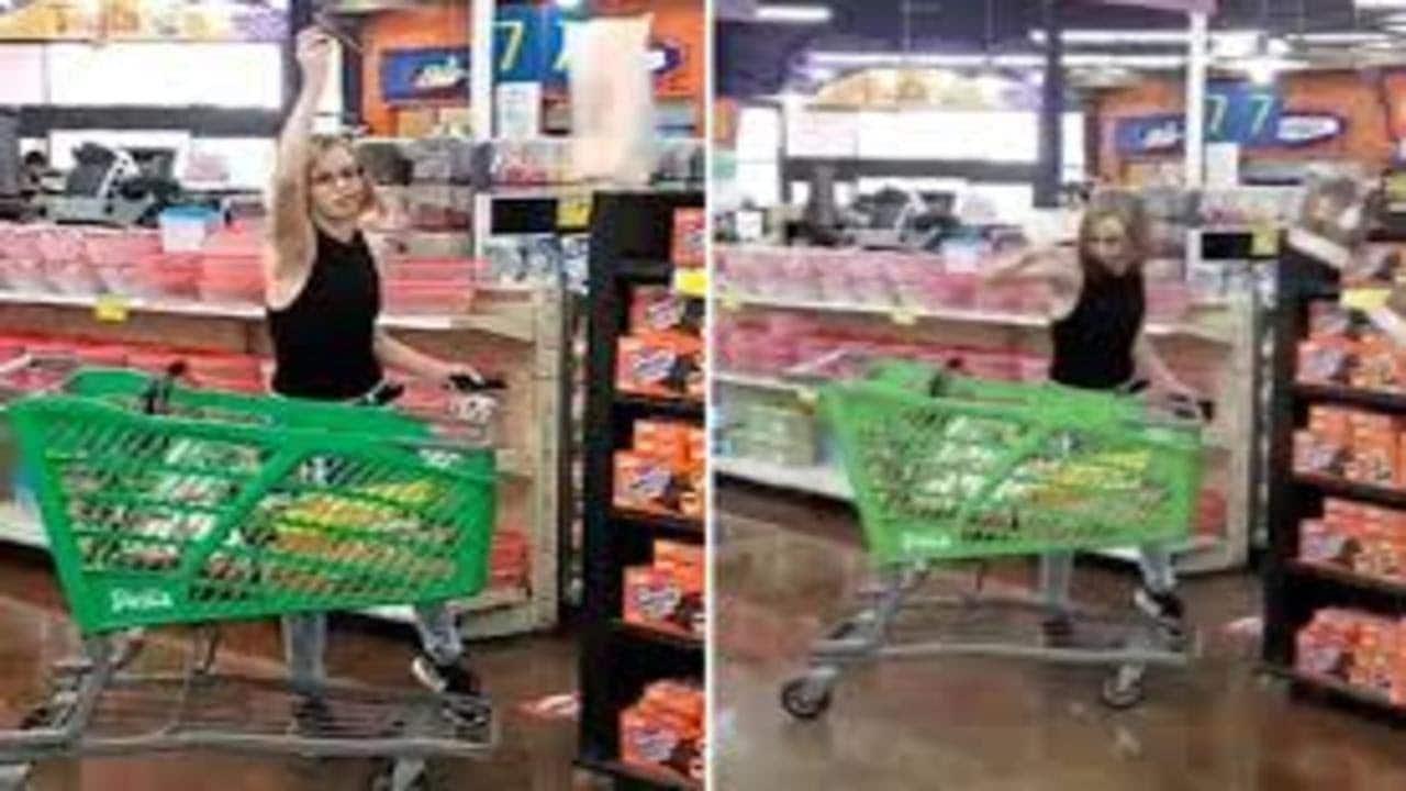 Dallas supermarket karen