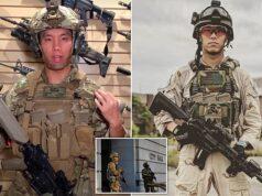 Gregory Wong National Guard