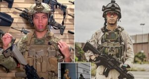 Gregory Wong National Guard