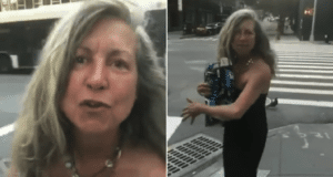 Kathryn Graves racist rant