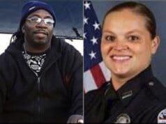 Katie Crews Louisville cop and David McAtee