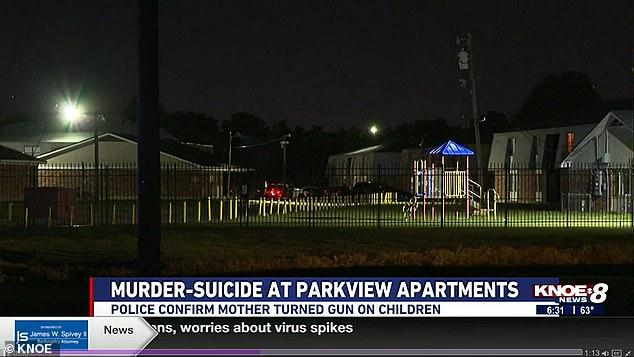 Monroe Louisiana murder suicide