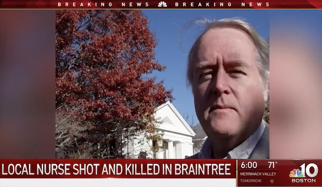 Laurie Melchionda shot dead by Robert Bonang