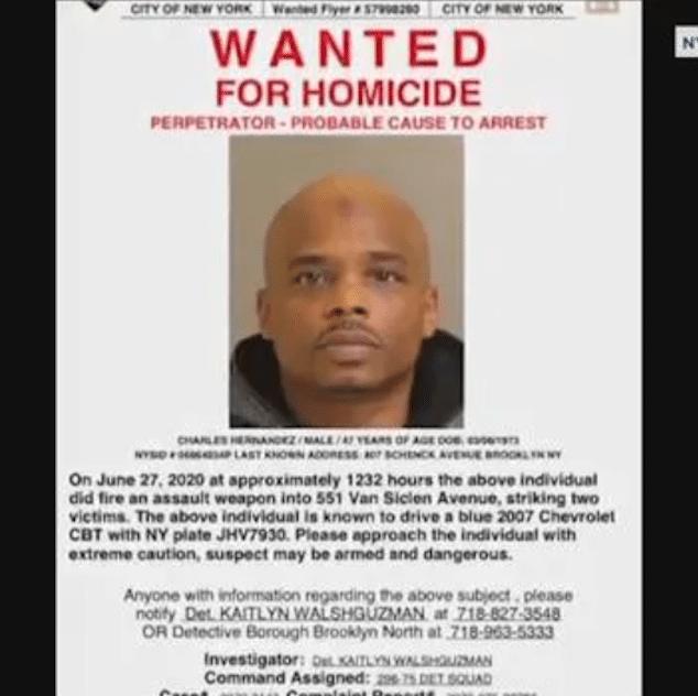 Charles Hernandez East NY shooting