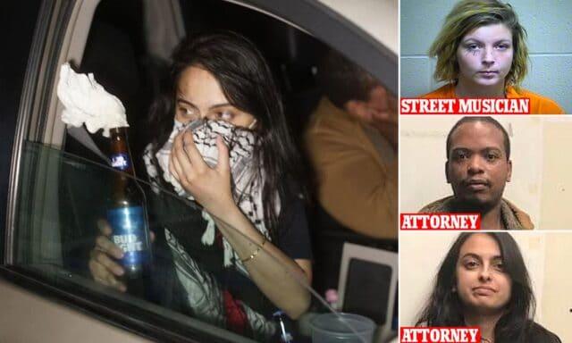Urooj Rahman, Colinford Mattis and Samantha Shader indicted