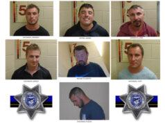 7 Oregon men arrested harassing black family