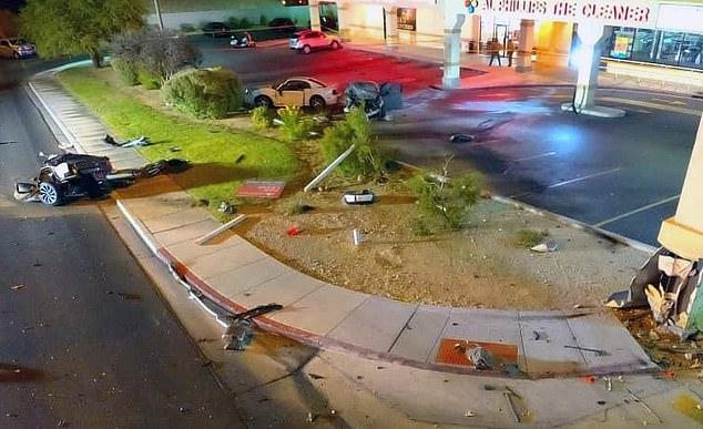 Woman DUI driving 121 mph crash kills Royce Jones