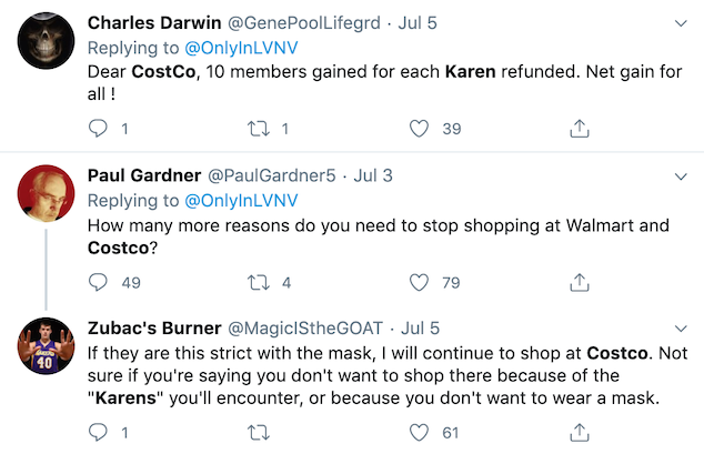 Costco Karen