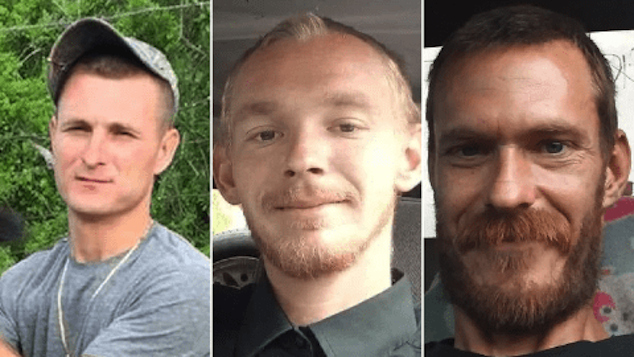 Damion Tillman, Keven Springfield and Brandon Rollins